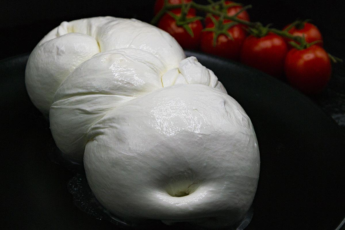 Treccia bianca